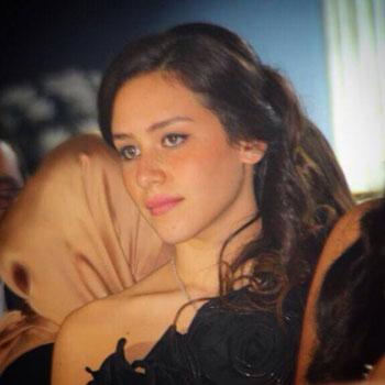 سارة رستم لاعبة الجمباز الإيقاعى  -اليوم السابع -5 -2015