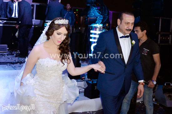 عمرو مكين وسناء يوسف -اليوم السابع -5 -2015