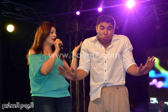 جانب من أوبريت اللى يقدر على حبى  -اليوم السابع -5 -2015