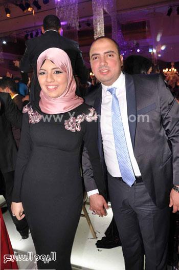 نهى يسرى وتامر فاروق -اليوم السابع -5 -2015