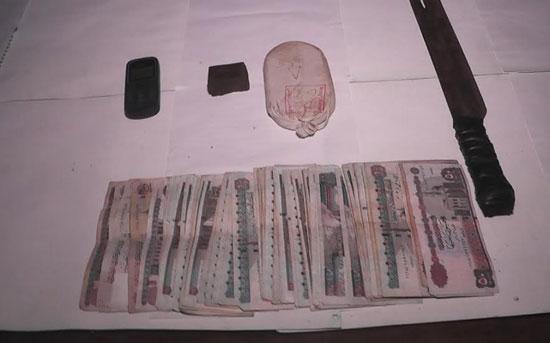 ضبط 18 عاطلا بحوزتهم مخدرات وأسلحة فى القليوبية (2)