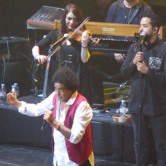محمد منير، الكينج محمد منير، حفلة منير بالمانيا، حفلة منير باسبانيا ، عادل الطويل  (1)