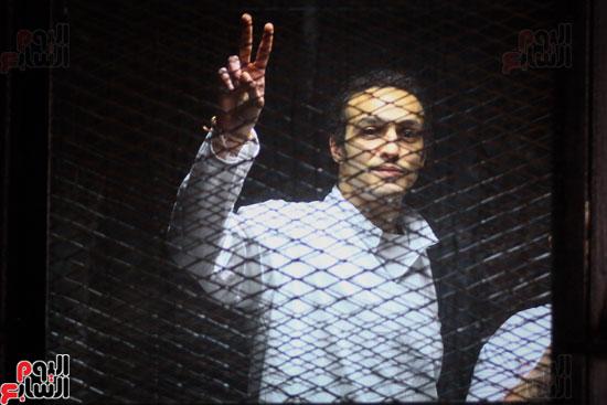 1محاكمة المتهمين فى فض اعتصام رابعة (24)