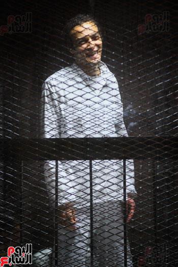 1محاكمة المتهمين فى فض اعتصام رابعة (29)