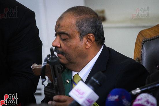 1محاكمة المتهمين فى فض اعتصام رابعة (32)