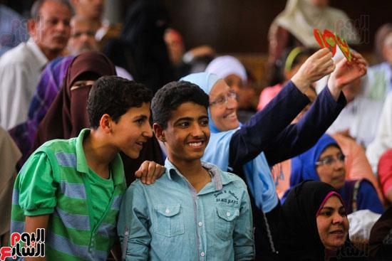 1محاكمة المتهمين فى فض اعتصام رابعة (45)