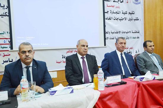 جامعة كفر الشيخ تشهد مؤتمر الحلم لذوى الاحتياجات الخاصة (6)