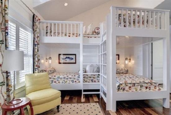 لو شقتك ضيقة متزعليش..موديلات لـ غرف نوم تناسب المساحات الصغيرة
