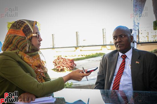 سفير كينيا بالقاهرة (1)