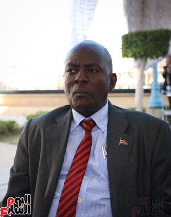 سفير كينيا بالقاهرة (2)