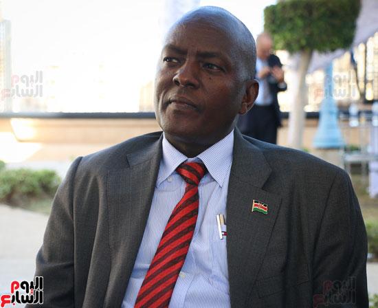 سفير كينيا بالقاهرة (3)