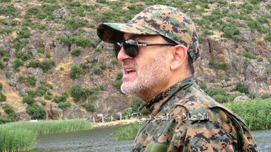 حزب الله يبرئ إسرائيل من حادث اغتيال قائده فى سوريا  (2)