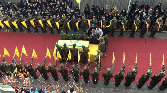 حزب الله يبرئ إسرائيل من حادث اغتيال قائده فى سوريا  (4)