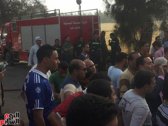 ننشر أسماء المصابين فى انهيار مصنع طوب بقرية غزال بكفر الشيخ (2)
