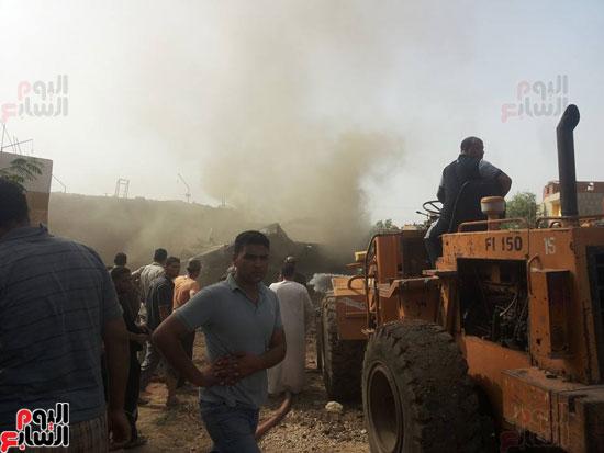 ننشر أسماء المصابين فى انهيار مصنع طوب بقرية غزال بكفر الشيخ (5)
