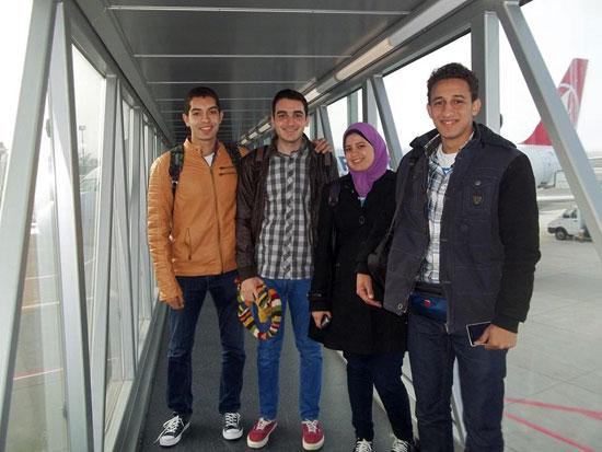 فريق طلاب هندسة القاهرة (5)