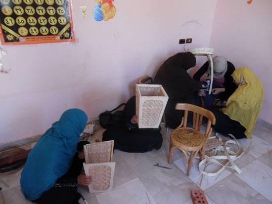 المشروعات الصغيرة لشباب مركز بلاط بالوادى الجديد  (3)