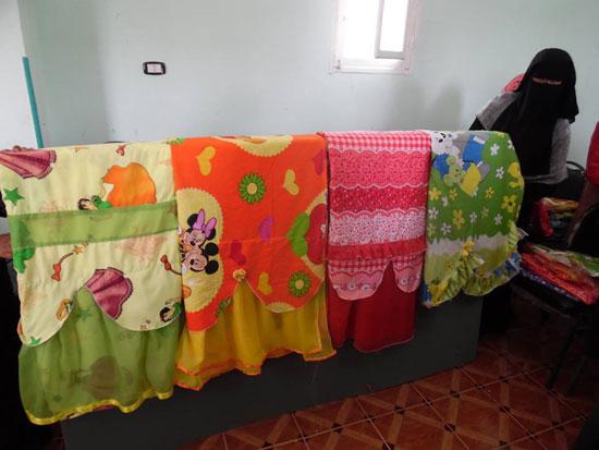 المشروعات الصغيرة لشباب مركز بلاط بالوادى الجديد  (8)