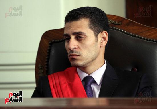 محاكمة أحمد دومة ومحمد عادل (19)