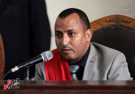 محاكمة أحمد دومة ومحمد عادل (20)