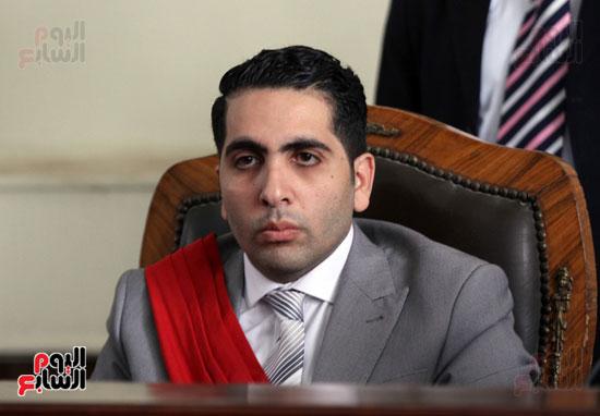 محاكمة أحمد دومة ومحمد عادل (21)