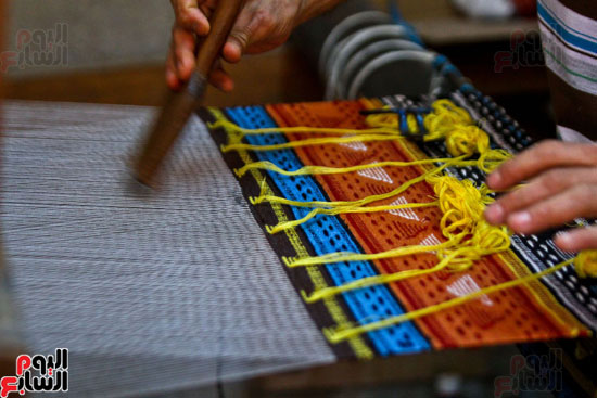صناعة-السجاد-اليدوى-(1)