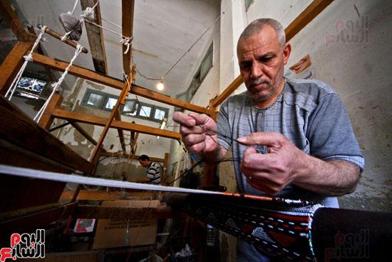 صناعة-السجاد-اليدوى-(3)