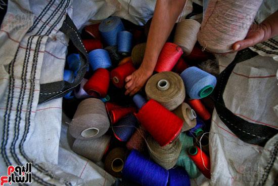 صناعة-السجاد-اليدوى-(9)