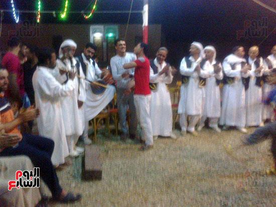 ثقافة الوادى الجديد تحتفل بعيد الحصاد  (2)