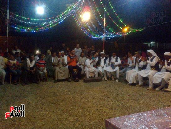 ثقافة الوادى الجديد تحتفل بعيد الحصاد  (5)
