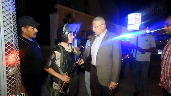 اللواء نبيل عبد الفتاح مساعد وزير الداخلية مدير أمن الغربية (2)
