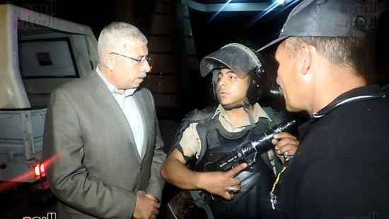 اللواء نبيل عبد الفتاح مساعد وزير الداخلية مدير أمن الغربية (4)