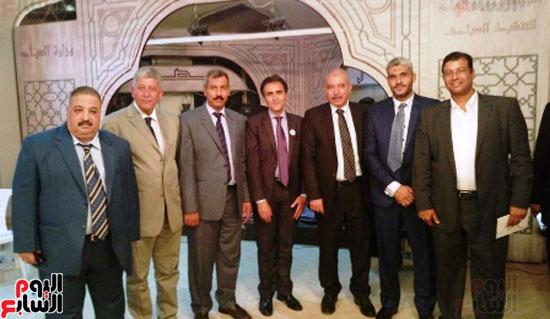 مساعد وزير الخارجية الرئيس شدد على إعطاء أولوية للمصريين فى الخارج (11)