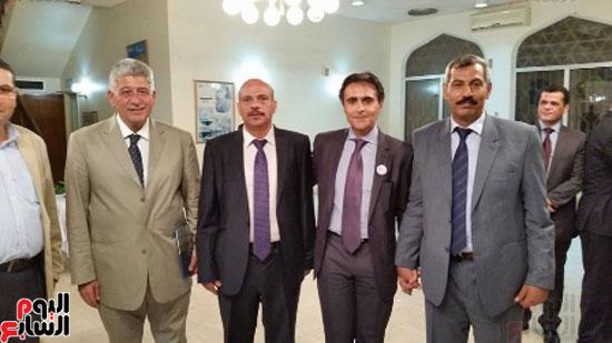 مساعد وزير الخارجية الرئيس شدد على إعطاء أولوية للمصريين فى الخارج (12)