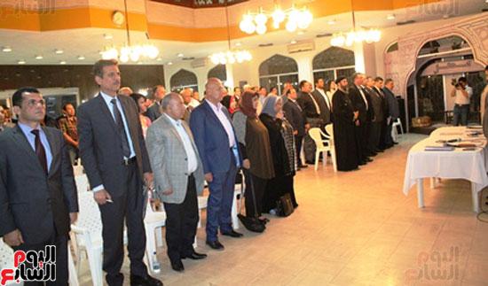مساعد وزير الخارجية الرئيس شدد على إعطاء أولوية للمصريين فى الخارج (13)