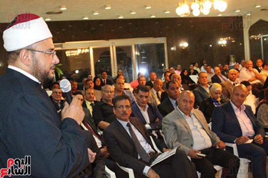 مساعد وزير الخارجية الرئيس شدد على إعطاء أولوية للمصريين فى الخارج (2)