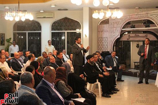 مساعد وزير الخارجية الرئيس شدد على إعطاء أولوية للمصريين فى الخارج (7)