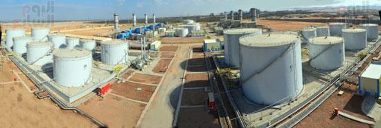 محطة كهرباء أسيوط (3)