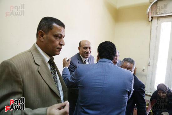 هشام جنينه بنقابه المحامين (10)