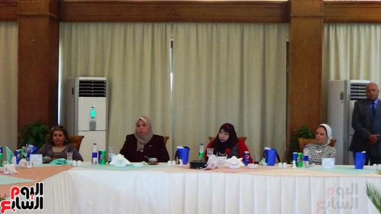 سليمان وهدان ،  الفريق مهاب مميش ، البرلمان المصرى ، مجلس النواب (5)