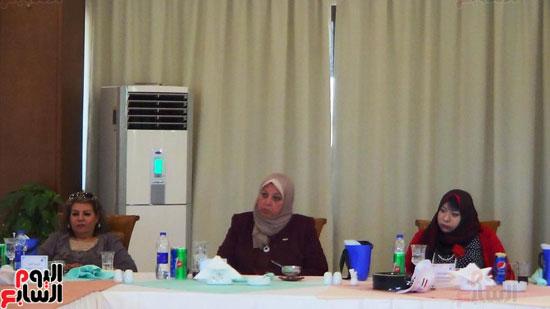 سليمان وهدان ،  الفريق مهاب مميش ، البرلمان المصرى ، مجلس النواب (6)