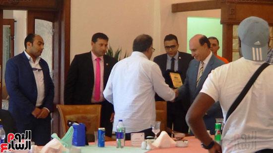 سليمان وهدان ،  الفريق مهاب مميش ، البرلمان المصرى ، مجلس النواب (7)