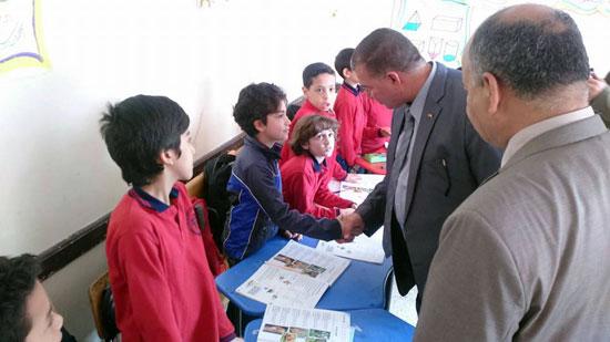 مدرسة المستقبل الرسمية للغات بالعريش (1)