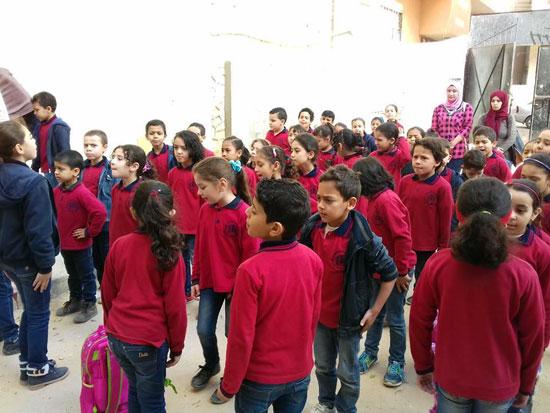 مدرسة المستقبل الرسمية للغات بالعريش (2)