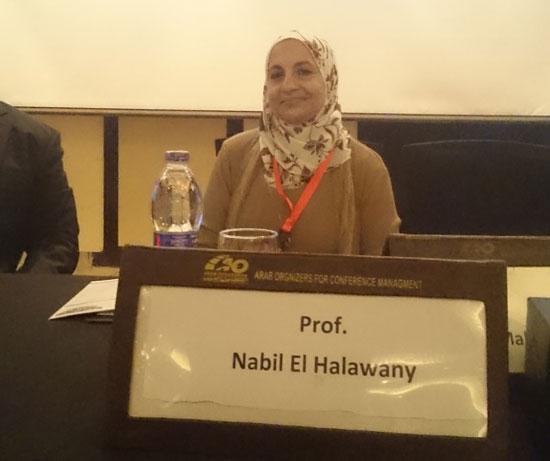 فعاليات اليوم الثانى للمؤتمر الخامس للجمعية المصرية لزرع النخاع وأمراض  (1)