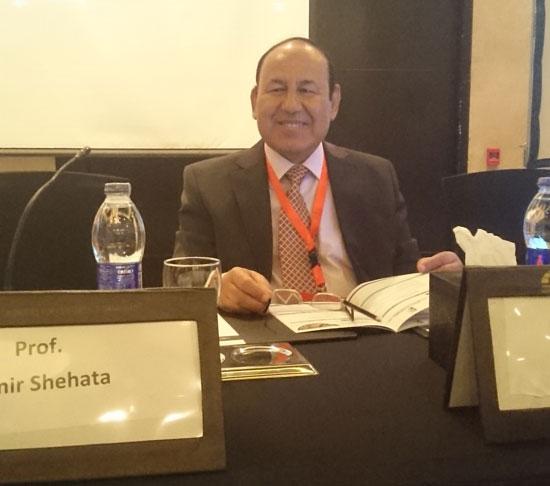 فعاليات اليوم الثانى للمؤتمر الخامس للجمعية المصرية لزرع النخاع وأمراض  (2)
