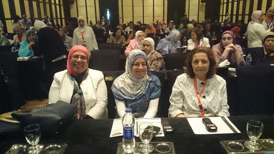 فعاليات اليوم الثانى للمؤتمر الخامس للجمعية المصرية لزرع النخاع وأمراض  (4)