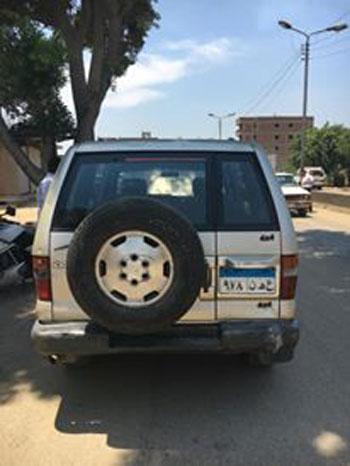 سيارة مسروقة (2)