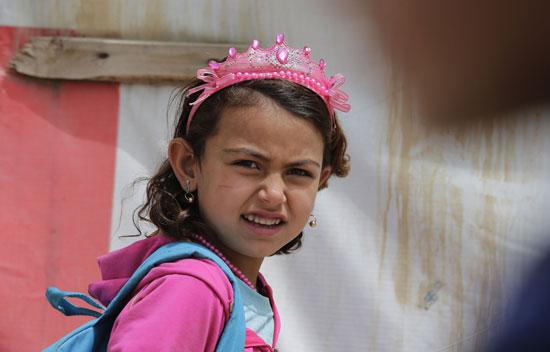 أطفال سوريا فى لبنان بين المدارس والقبور وانتظار الفرج  (3)