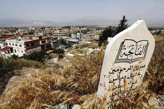 أطفال سوريا فى لبنان بين المدارس والقبور وانتظار الفرج  (4)